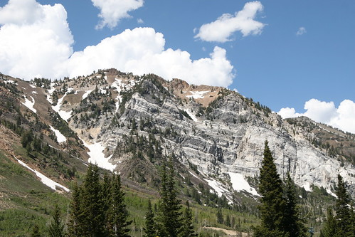 View from Snowbird