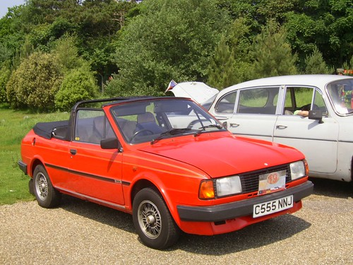 Skoda Rapid Cabriolet | Flickr - Photo Sharing!
