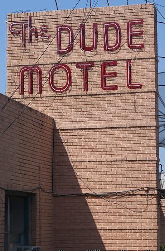 The Dude Motel, Haltom City,