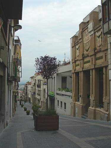 Carrer Major de Gelida
