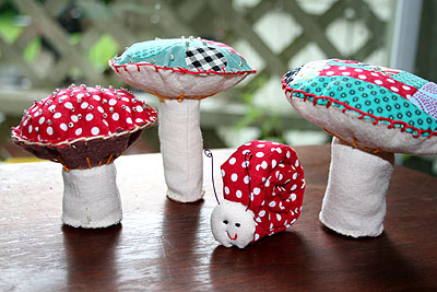 Toadstool Swap