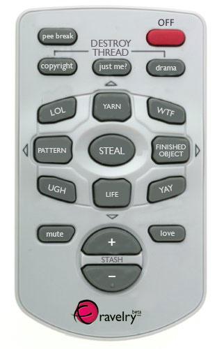 Ravelry Remote
