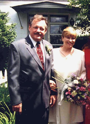 Rhonda and Bill July 10, 1999