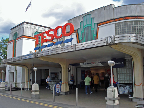 Hoover Tesco, a CC photo by diamond geezer on flikr