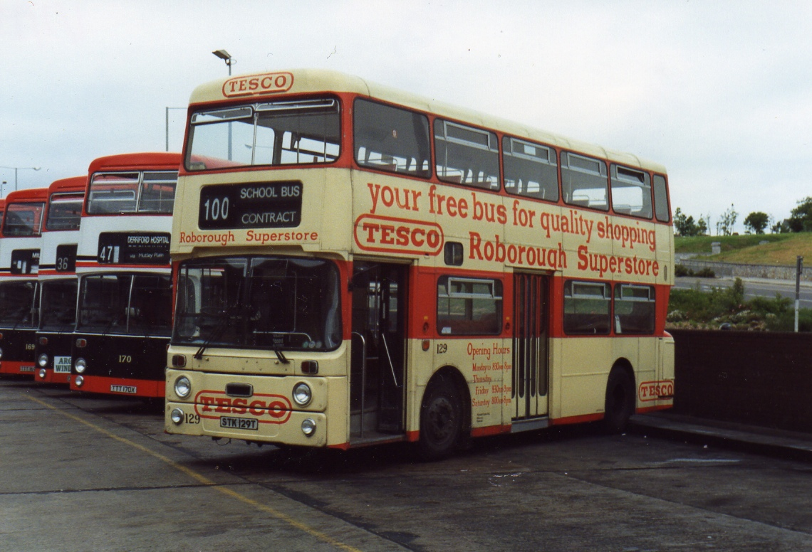 129, Milehouse, July 1993 (by aecregent)