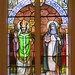 St Pat's Window - John Brogan