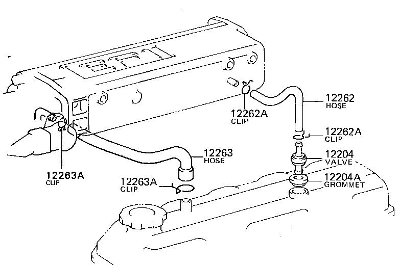 94 Quest Fuse Box Diagram further Index2 likewise Can You Name These Parts Their Numbers 149896 additionally Toyota Corolla Fuel Filter Location In Addition Valve Cover moreover Unread. on toyota 22re valve cover diagram