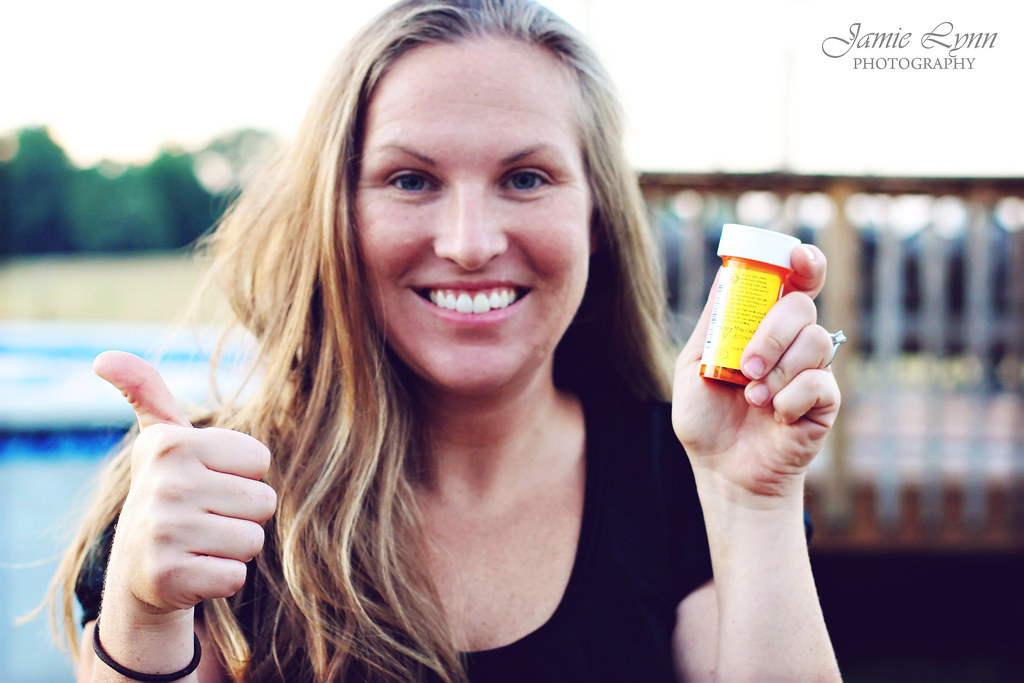 53/365  Happy Pills!  (23/30 O' Me)