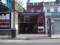 Picture of Goldhawk Road Station