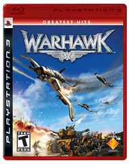 PS3 Greatest Hits Warhawk