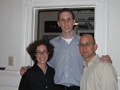 Scott, Laura, Rafael