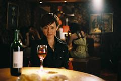 Sometimes () Tags: light portrait hk film girl beauty hongkong star artist portait hong kong contax actress actor g2 f2 2008 45mm planar