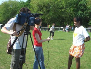 Kelle's interviewed