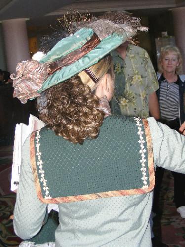 001 - Empress Edwardian Tour Hostess