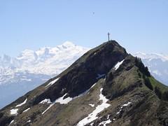 Marcelly Mont Blanc (JuLe Mri) Tags: mountains montblanc francelandscapes