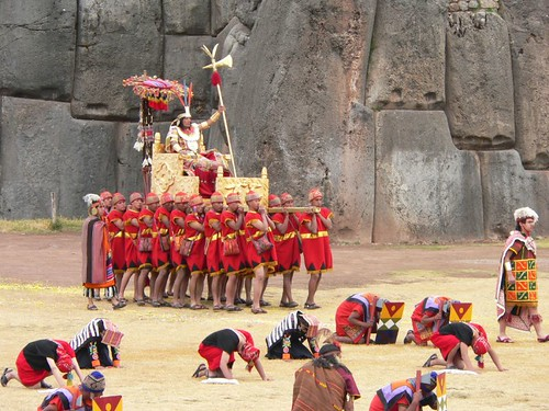 Fête du Soleil - Inti Raymi
