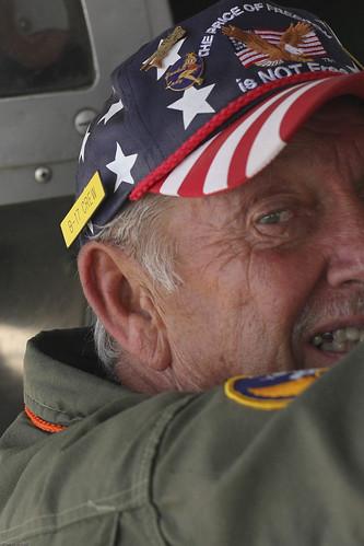 WW II Veteran B-17 Crew