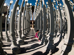 Running in the Belly (Muzzlehatch) Tags: county street art museum los angeles 8mm 2008 peleng panoramafotogrfico joaninthewhale inttag