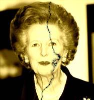 Thatcher oxidada