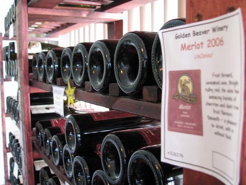 Golden Beaver Winery