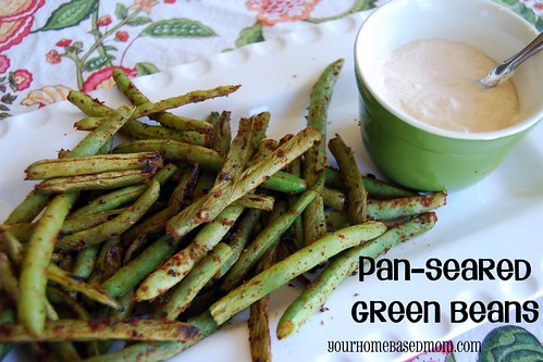 pan seared green beans - Page 146