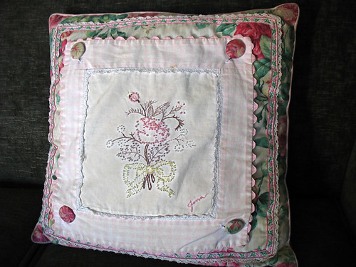 Old pillow