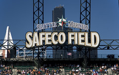 Safeco Field (Miles_78) Tags: seattle baseball safeco