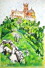 Postcard: Sintra, Portugal
