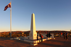 ANZAC Hill, Alice Springs