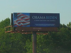 Obama-Biden Billboard