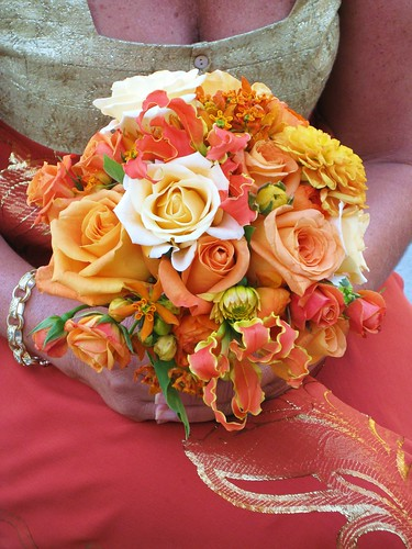 fall bridal bouquet, Flowers for Fall wedding