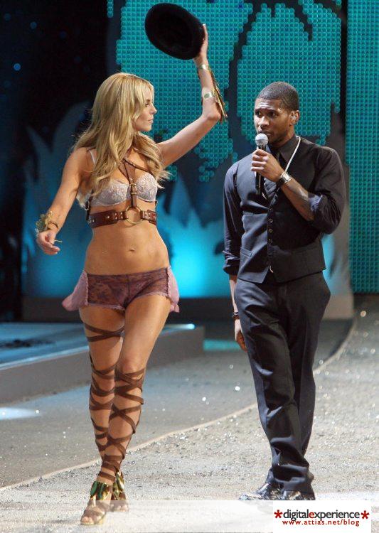 Victorias Secret Usher Lima