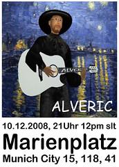 Alveric live in München