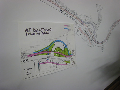 West River Road Trail Redesign