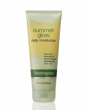 summer glow moisturizer