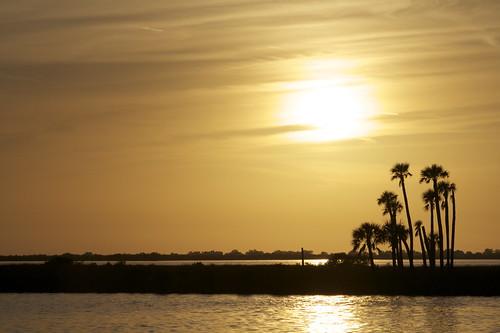 Sunset cliché