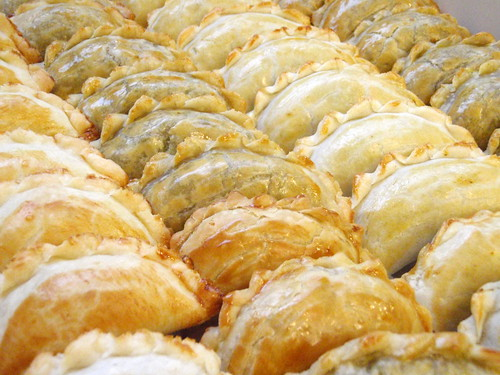 Curry turnovers