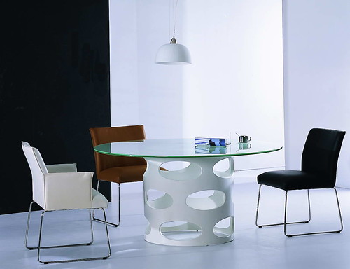 TD1046+CY98A+CY98 Dining Table and Chair