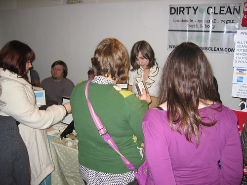 Dirty Loves Clean @ BUST Craftacular