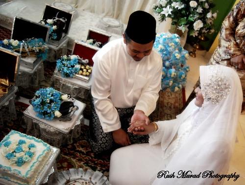 Majlis Bertukar Barang Hantaran Perkahwinan