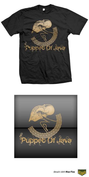Puppet-Of-Java-Black