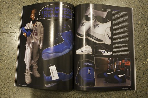 Sole Collector Issue 25: Air Penny