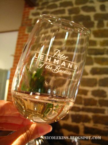 peter lehmann wine glass