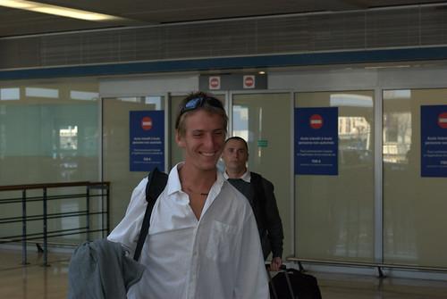 Manuel landt op Orly