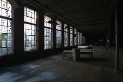 From The Windows To The Walls (Printing Mess) Tags: camera windows abandoned film 35mm canon georgia athens a2 ruraldecay trespassing textilefactory 24mm28 watkinsville betweenwatkinsvilleandathens