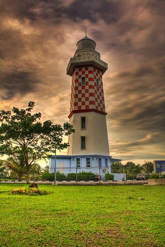 lumut lighthouse