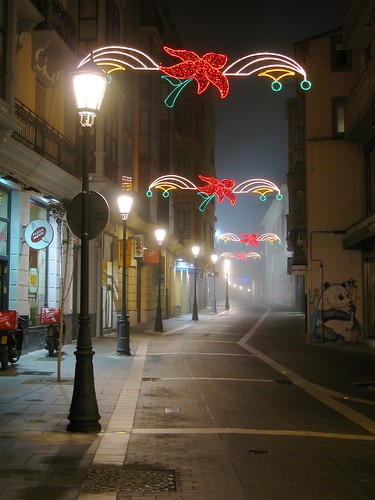 Luces navideñas / Christmas Lights