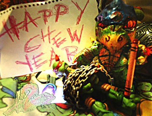 tOkKa :: HAPPY ' CHEW ' YEAR 2009