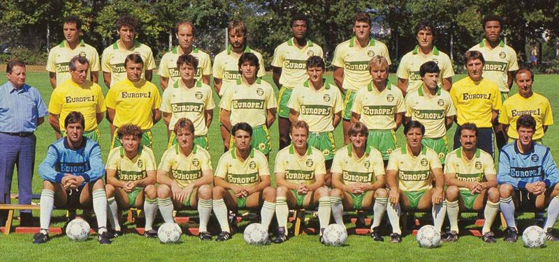 nantes 1986-87