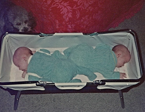 dear Ziggy, Ryan and Rachel, January 1973